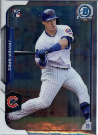 Buy Javier Baez Cards Online Javier Baez Baseball Price Guide