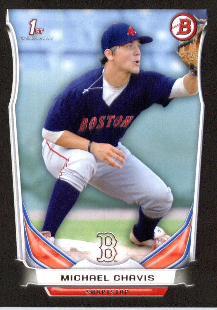 Buy Michael Chavis Cards Online Michael Chavis Baseball Price
