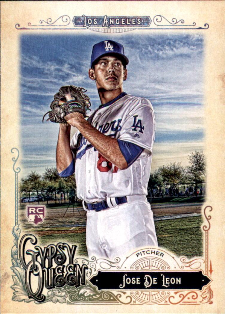 Buy Jose De Leon Cards Online Jose De Leon Baseball Price