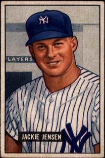 Buy Jackie Jensen Cards Online Jackie Jensen Baseball