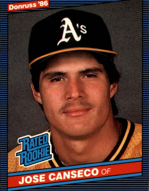 Buy Jose Canseco Cards Online Jose Canseco Baseball Price Guide