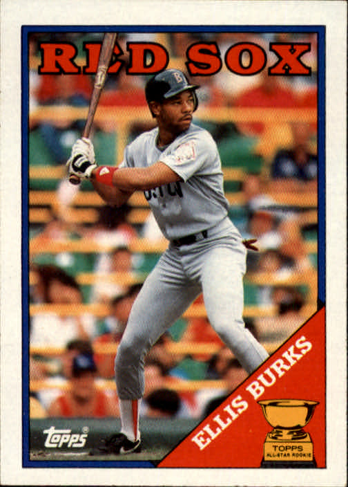Buy Ellis Burks Cards Online Ellis Burks Baseball Price