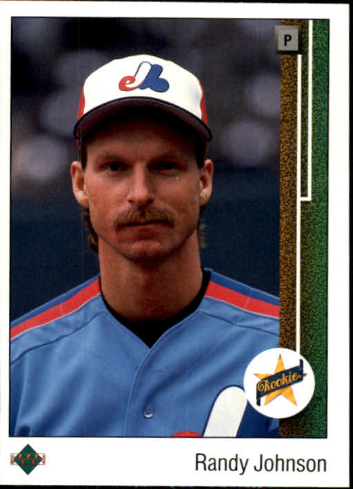 Buy Randy Johnson Cards Online Randy Johnson Baseball