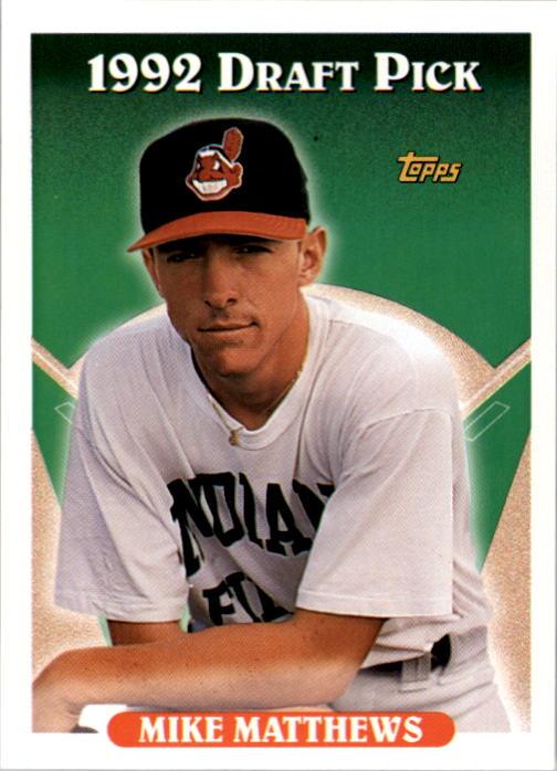 Buy Mike Scott Matthews Cards Online Mike Scott Matthews Baseball