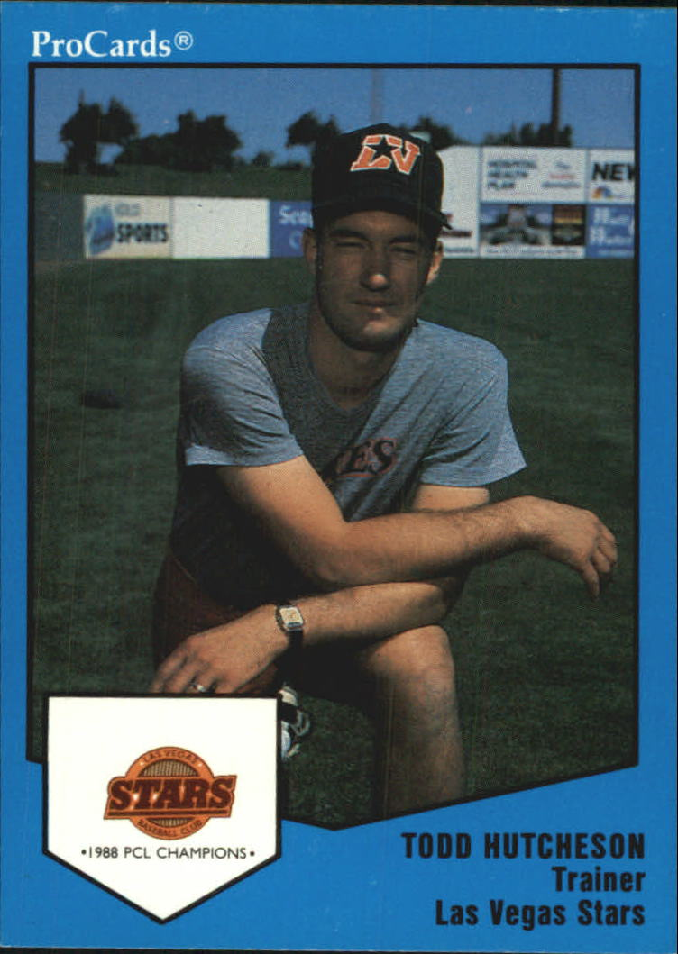 Buy Todd Hutcheson Cards Online Todd Hutcheson Baseball