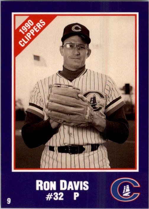 Buy Ronald Gene Davis Cards Online Ronald Gene Davis Baseball