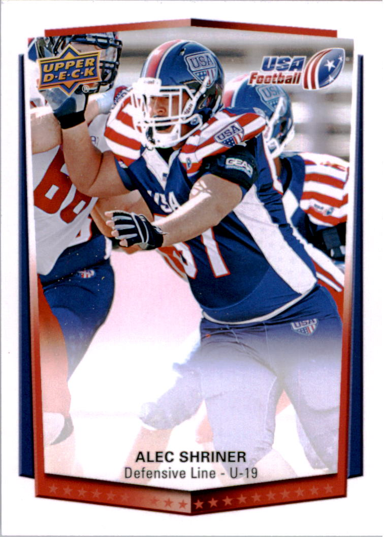 Buy Alec Shriner Cards Online Alec Shriner Football Price Guide