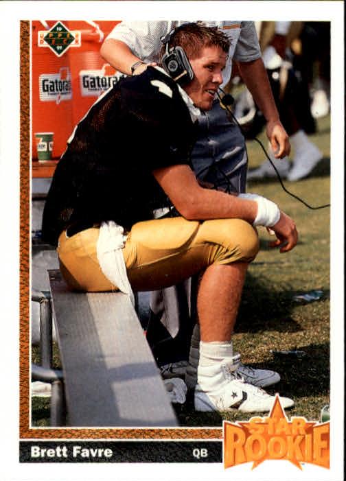 Brett Favre Player Image