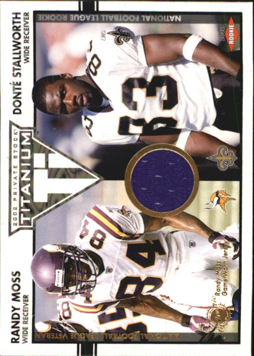 Buy Randy Moss Cards Online Randy Moss Football Price