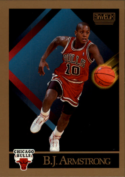 Buy Bj Armstrong Cards Online Bj Armstrong Basketball Price