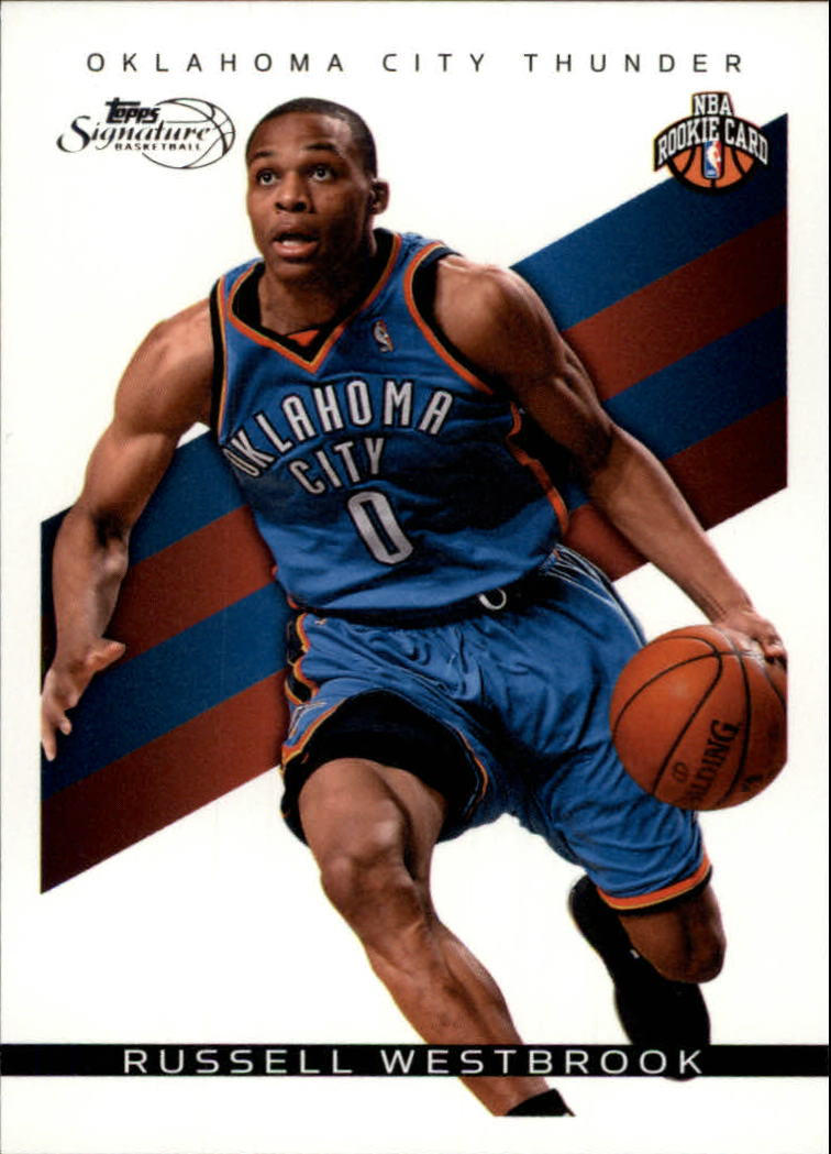 87f70f35f5c0 Buy Russell Westbrook Cards Online