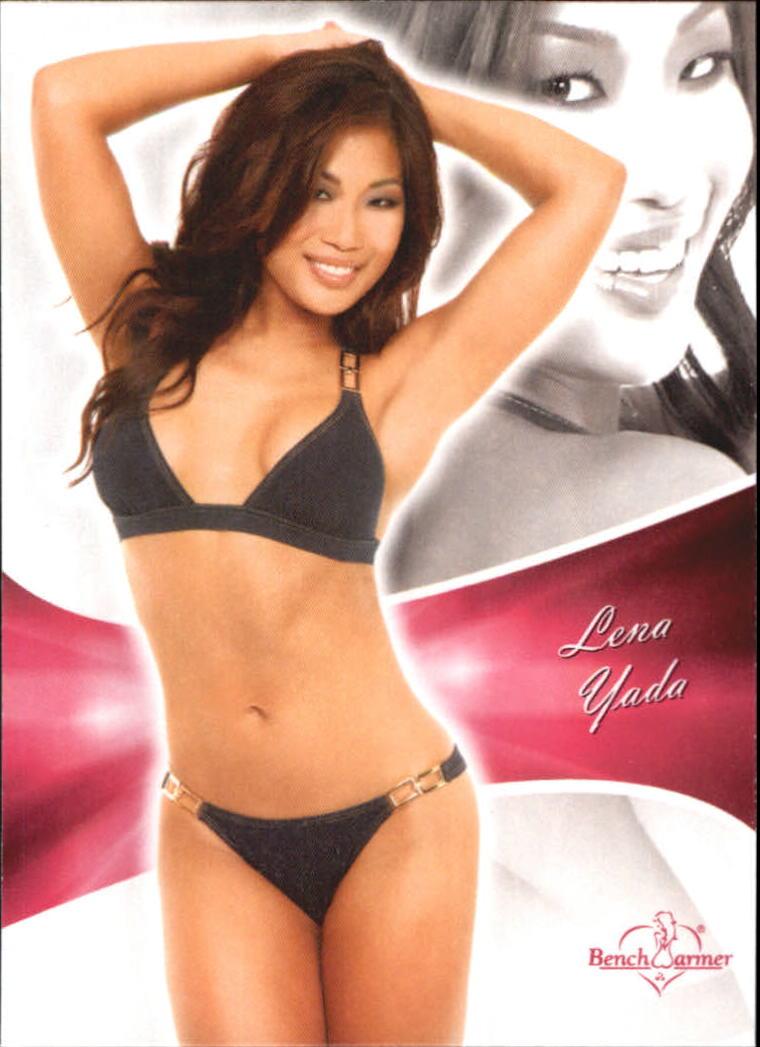 Lena Yada 10 of 10 2004 Bench Warmer Series 2 Love Child