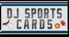 DJ Sports Cards