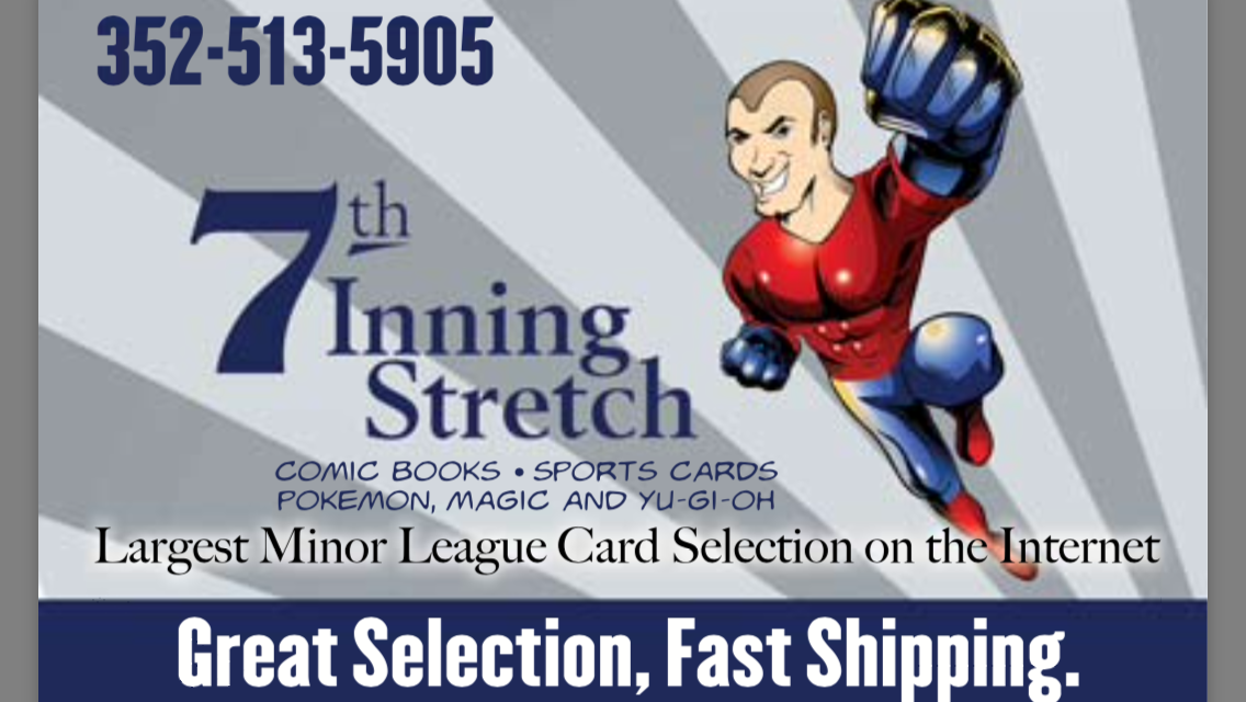 7th Inning Stretch: Sportscards, Comics & Gaming