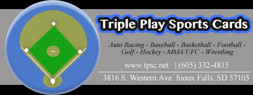 Triple Play Sports Cards